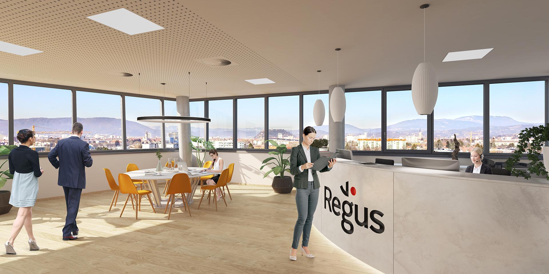 A2Z Tower Wegraz Regus