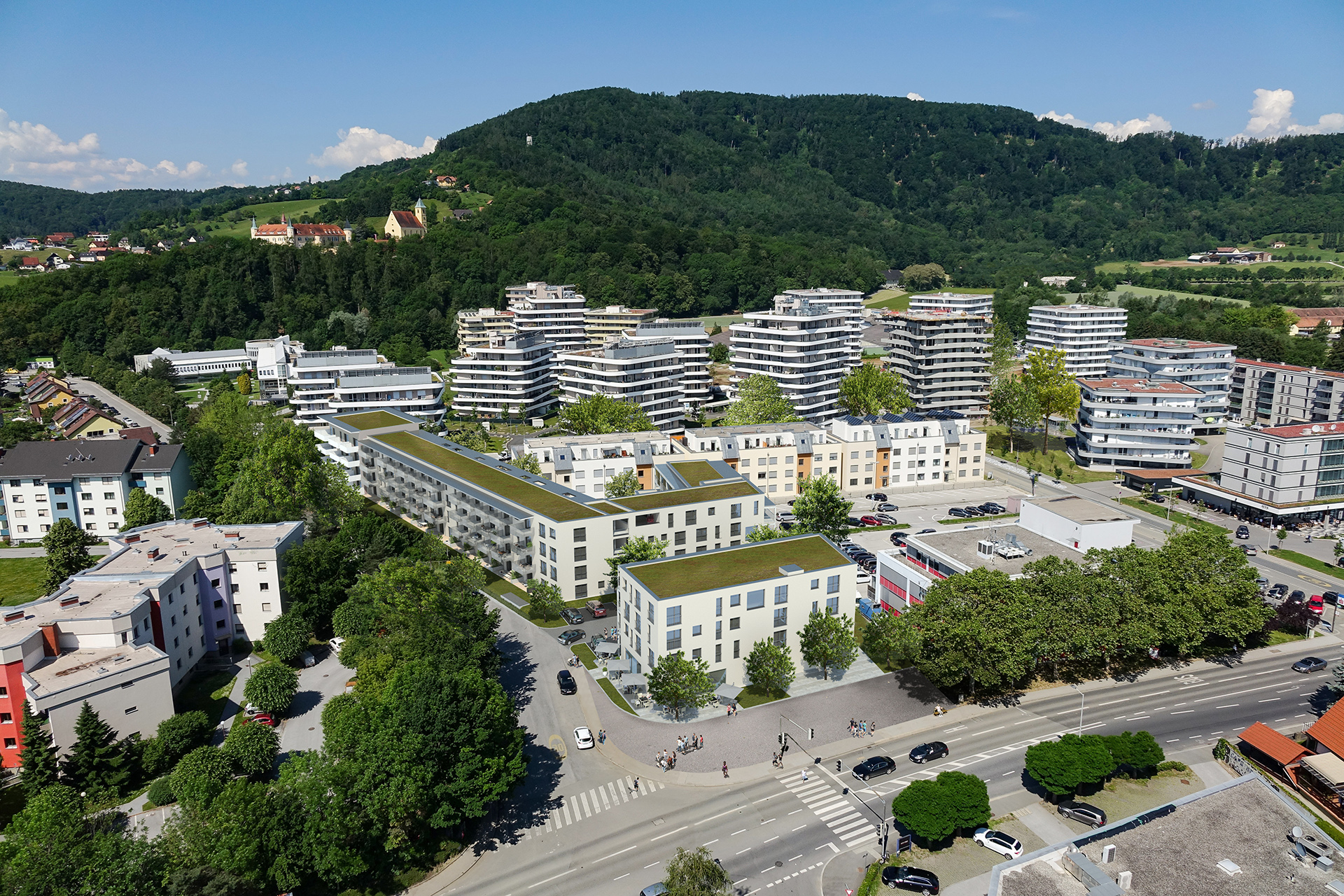 Ankerstrasse Graz Wegraz