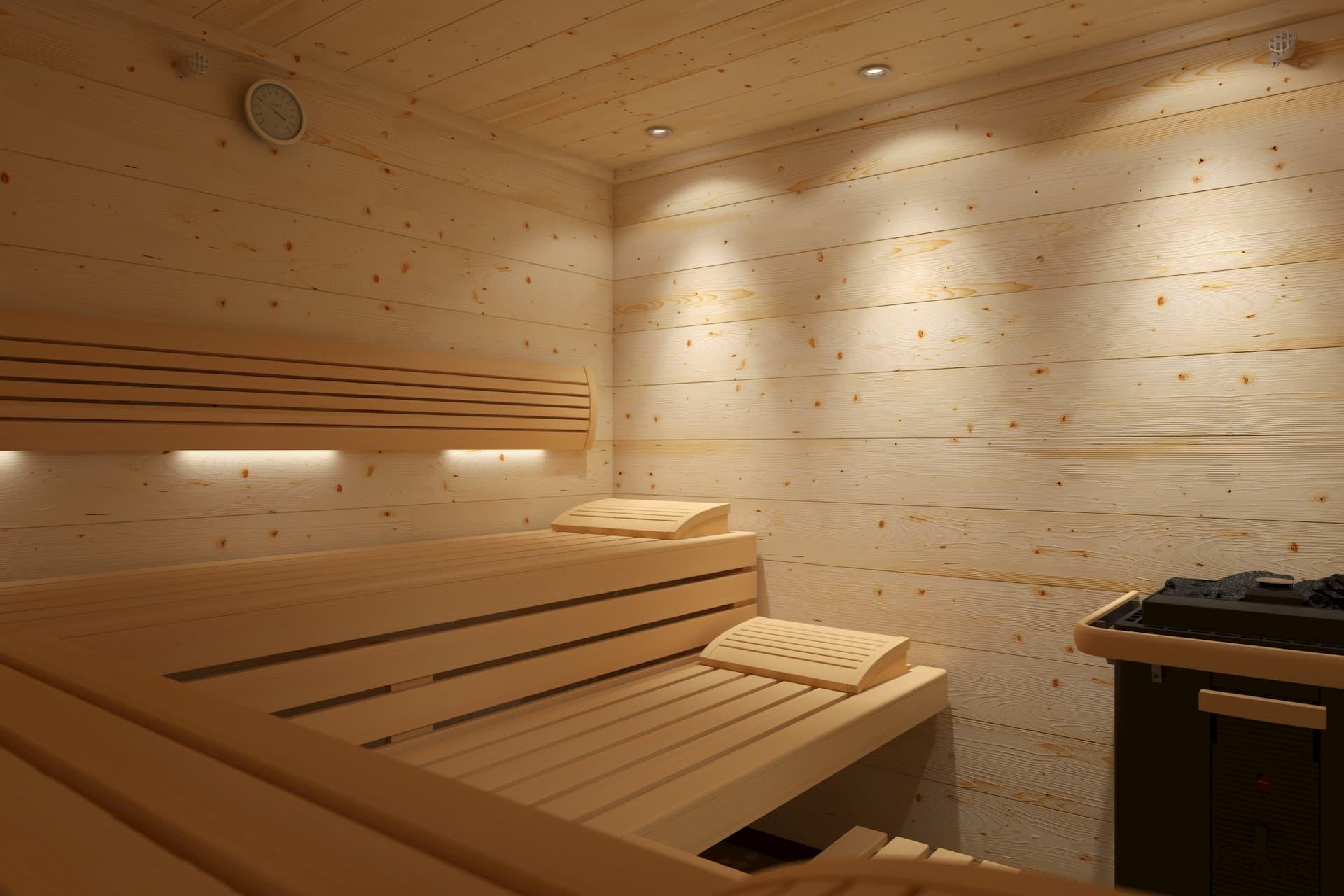 Klafs Sauna Dachstein