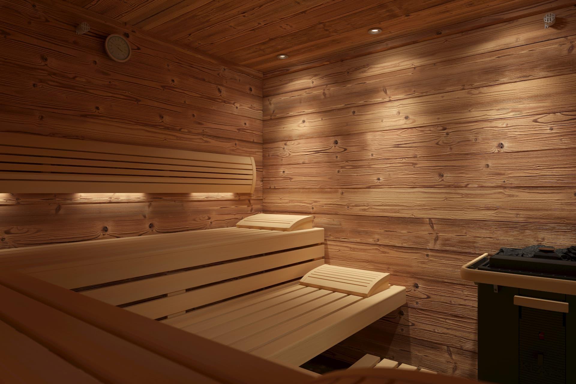 Klafs Sauna Gran Paradiso