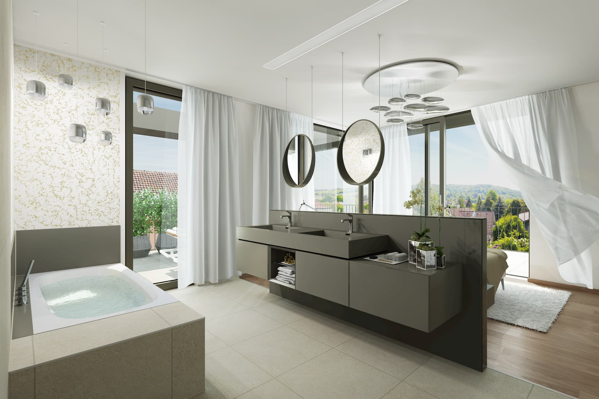Badezimmer Luxury Living Das Josef