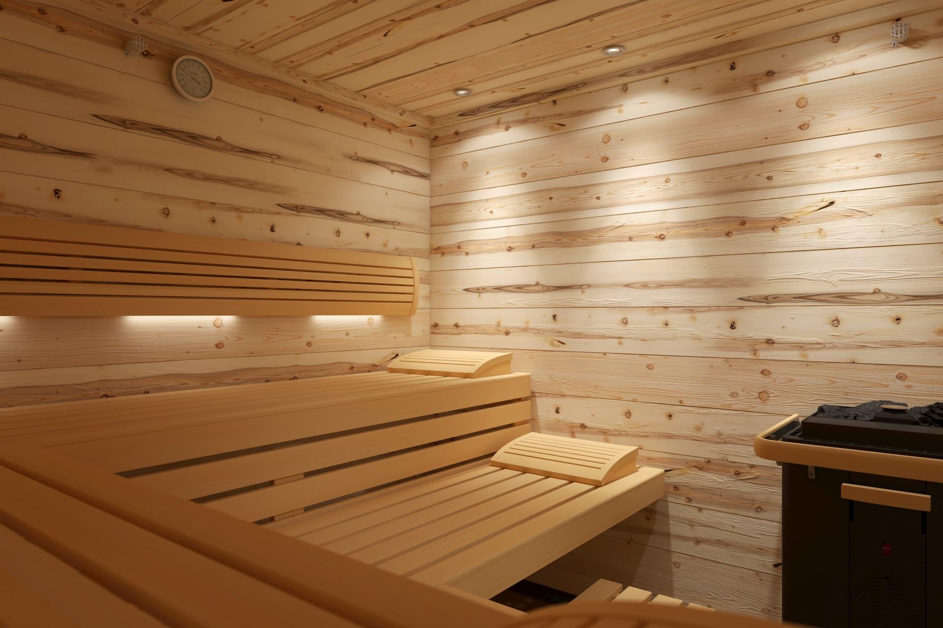 Klafs Sauna Matterhorn