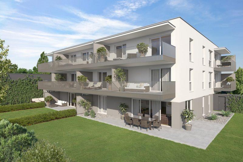Bild: Aussenansicht Wohnprojekt Naheliegend in Klagenfurt