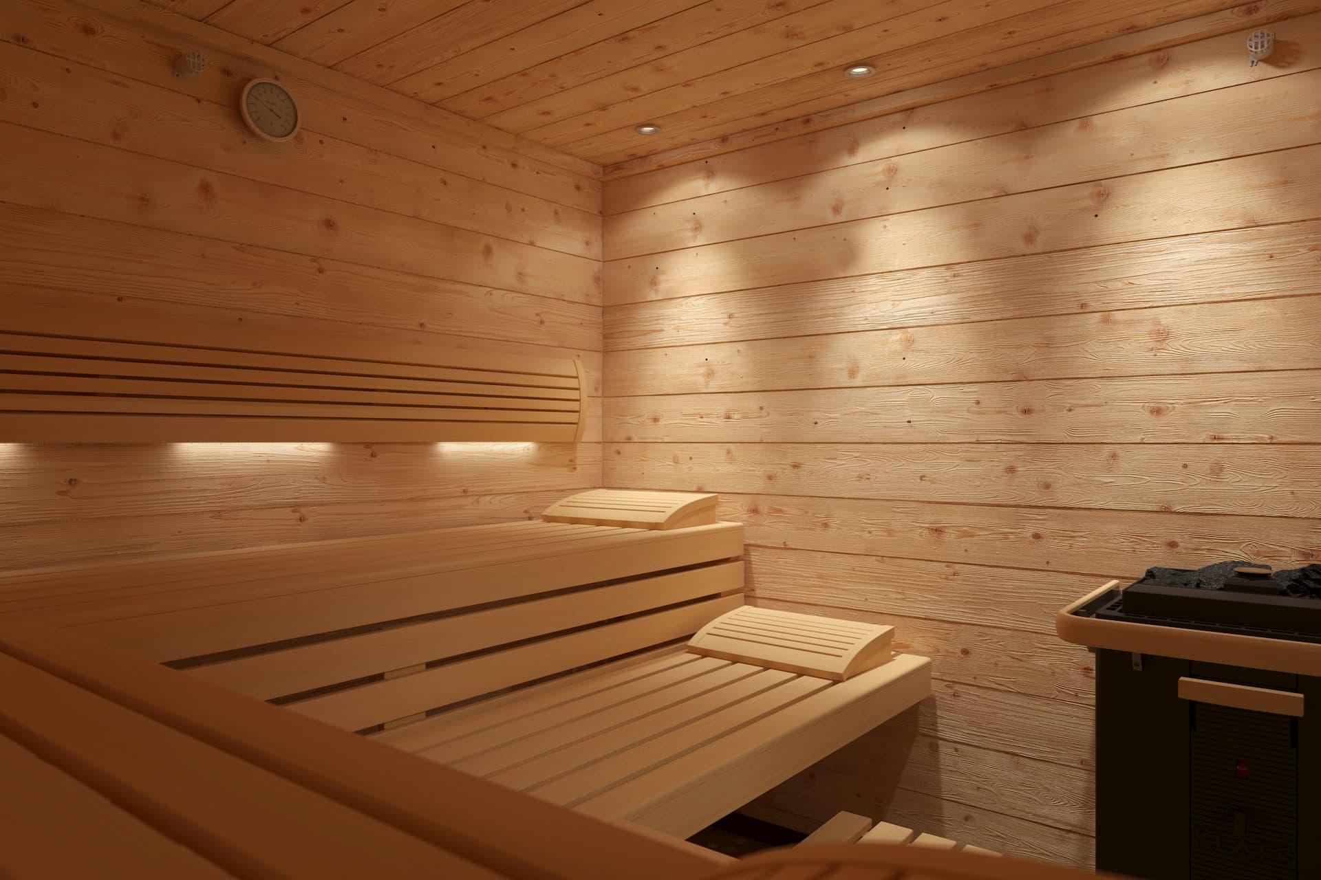 Klafs Sauna Zugspitze